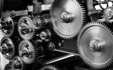 Apa yang Membuat Mesin Bergerak?
