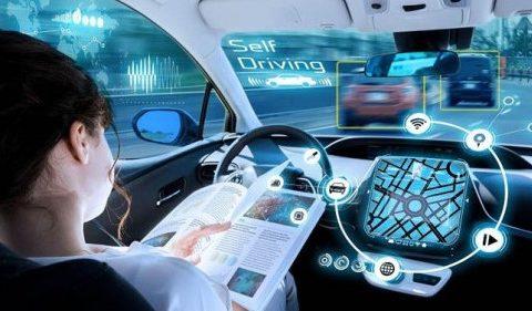 Kendaraan Tanpa Sopir Akan Memperluas Industri Hiburan