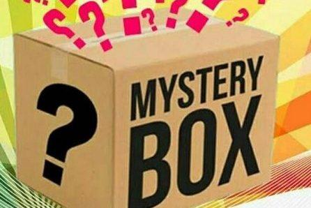 Tren Kotak Misteri